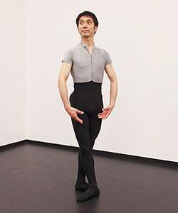 服装について 男性の場合
