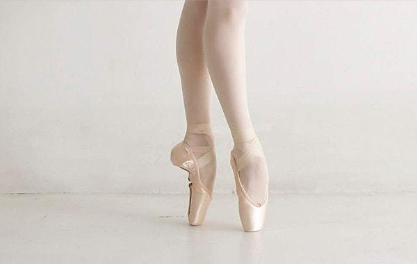 ポワントを履いてもっと踊りたい方